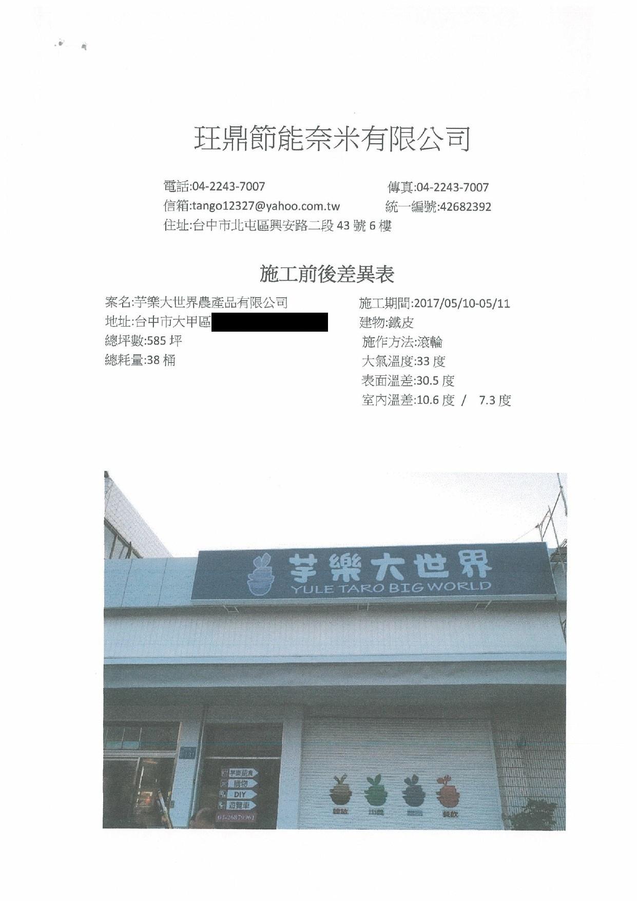 20170510台中芋樂世界(鐵)-1