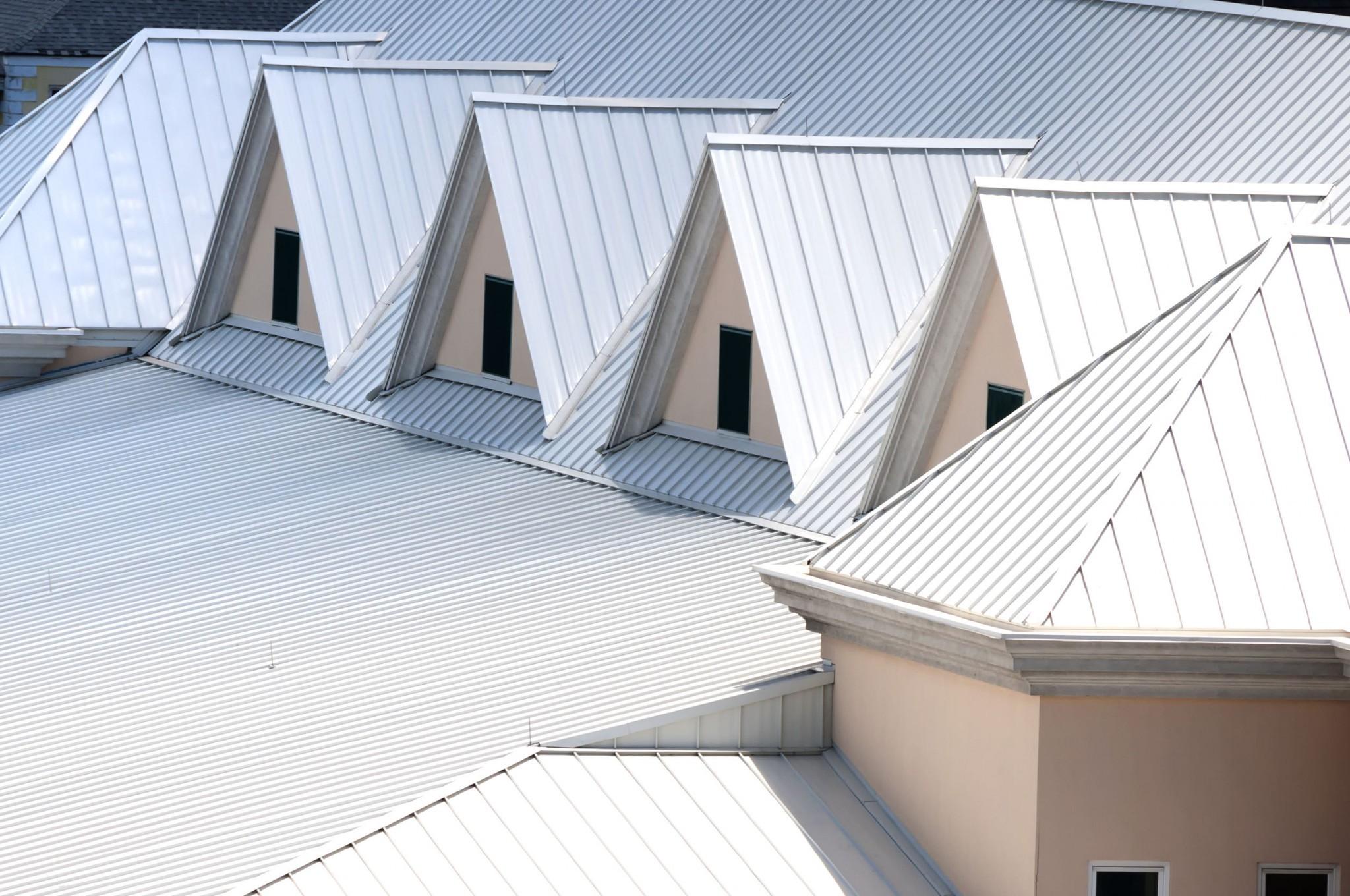 白屋頂示意圖